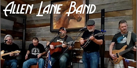Allen Lane Band tickets