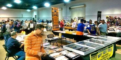 Raleigh Sports Card Memorabilia Comic Book Show July 23-25, 2021 tickets