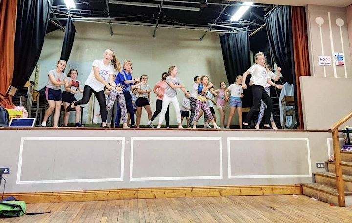 CMD Senior Dance Camp image