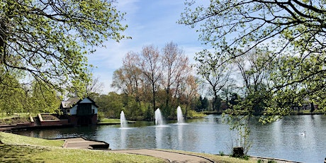 Networking at Hanley Park, Stoke on Trent - Netwalk 4 Business tickets