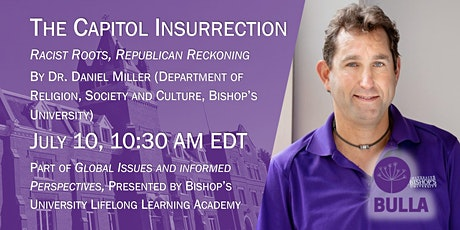 The Capitol Insurrection: Racist Roots, Republican Reckoning tickets