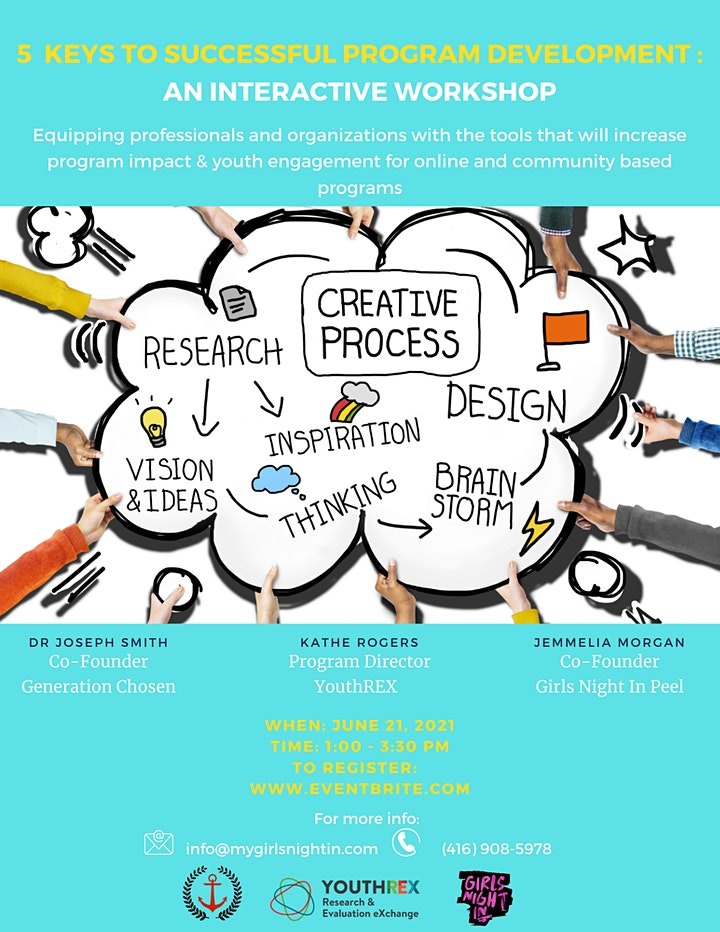 5 Keys to Program Development Workshop image
