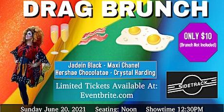 Boylesque Drag Brunch at Sidetrack tickets