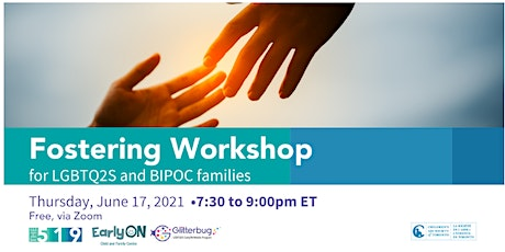 Fostering Workshop for LGBTQ2S and BIPOC families tickets
