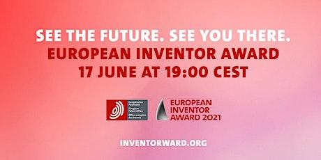 European Inventor Award 2021 tickets