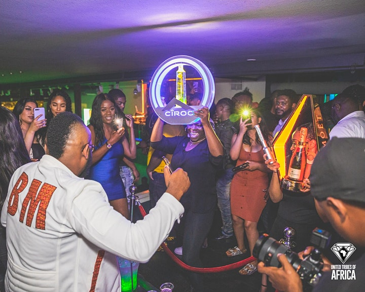 NO WAHALA WEDNESDAYS  (The Hottest Afrobeats Weekly In The Bay Area) image
