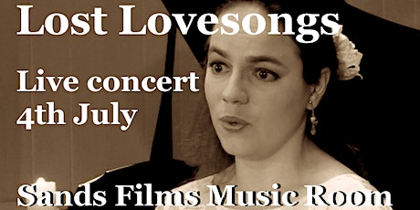 Lost Lovesongs (viewing online tickets) tickets