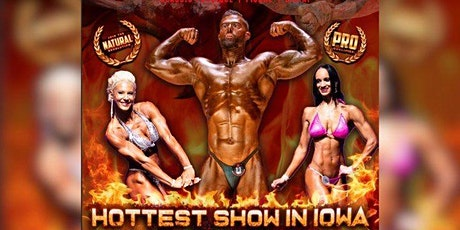 2021 Iowa Inferno Natural Bodybuilding Championships tickets
