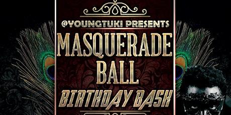 MASQUERADE BALL BIRTHDAY BASH tickets