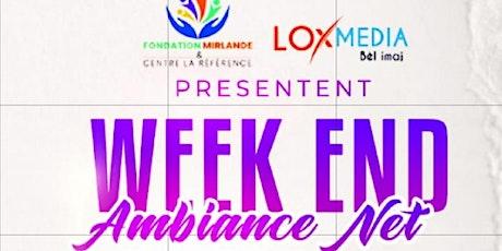 Week-end Ambiance Net billets