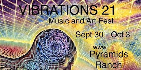 Vibrations 21 tickets