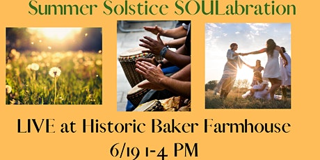 Summer Solstice SOULabration! tickets