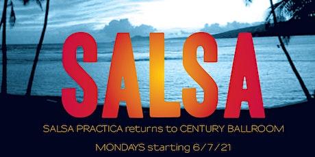 Salsa Practica tickets