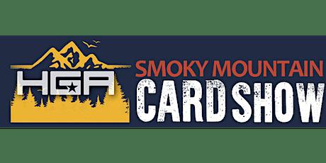 Smoky Mountain Card Show Vendor Booths tickets