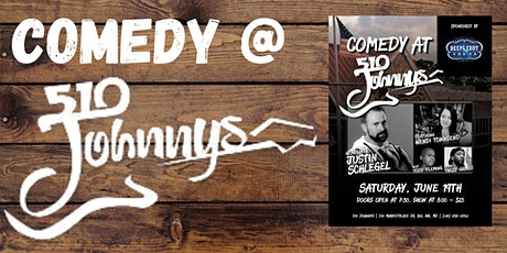 Comedy @ 510 Johnnys tickets