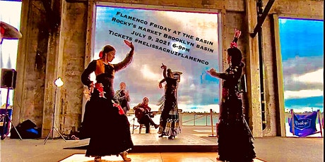 Flamenco Friday at the Basin July 9, 2021 tickets
