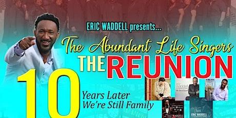 ALS Reunion LIVE  Recording tickets