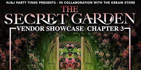 Secret Garden Vendor Showcase  Chapter III tickets