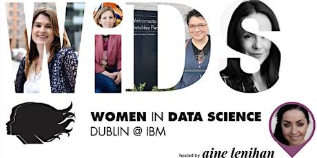 WiDS Dublin @ IBM tickets