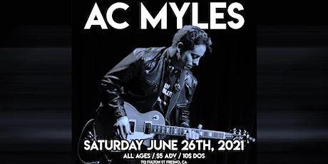 Full Circle Presents: AC Myles tickets