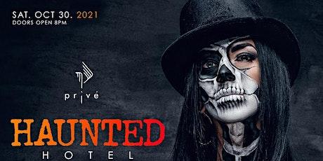 Haunted Hotel @ W Hotel Boston tickets