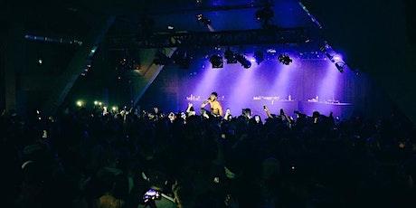 DAMNSHAQ AT CLOUD X FESTIVAL tickets
