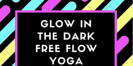Free Yoga  &  Glow tickets