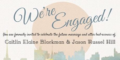 Engagement Celebration for Jason & Caitlin tickets