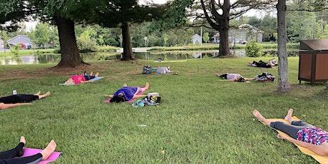 Yoga en plein air | Ste-Julienne billets