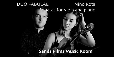 Nino Rota concert (In person tickets) tickets