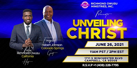 Unveiling Christ Conference tickets