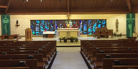 Sunday Mass for Holy Redeemer on June 26/27 tickets