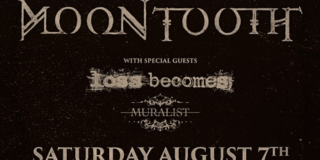 Moon Tooth tickets