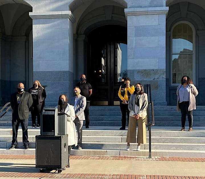 Juneteenth 2021: ACA 3 Press Conference & Rally image
