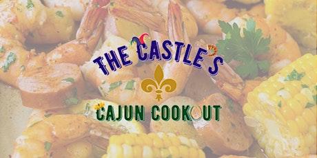 The Castle's Cajun Cookout tickets