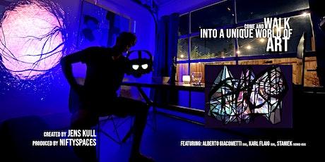 Immersive Multi-Sensory VR Art Experience in the Heart of Venice Beach tickets
