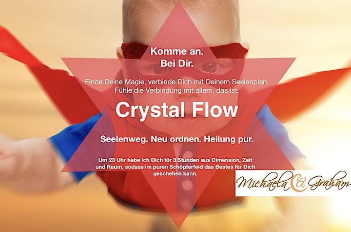 Crystal Flow - Aktiviere Deine Blaupause, Deinen Seelenplan: Bild