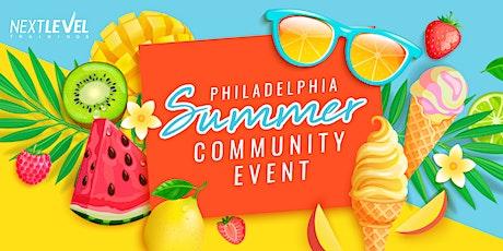 Next Level Philadelphia Community Connect tickets