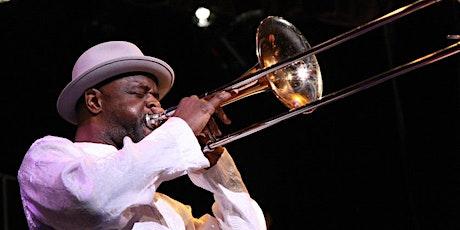 Craig Harris and Harlem Nightsongs - Guest Artist - TK Blue tickets