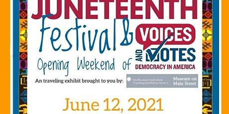 """Queen Anne's County Historical Society Presents """"Voices and Votes"""" tickets"""