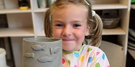 Children Pottery Class tickets