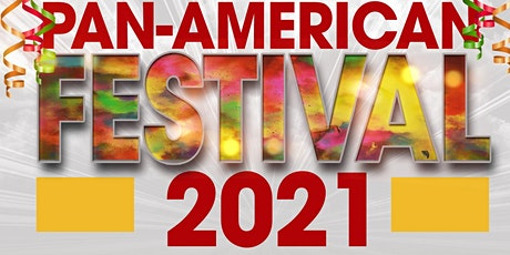 Pan-American Festival 2021 tickets