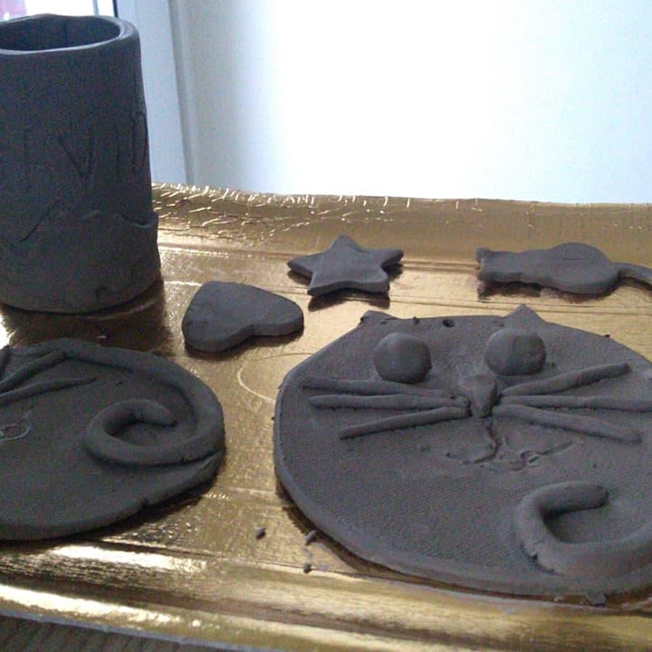 Children Pottery Class image