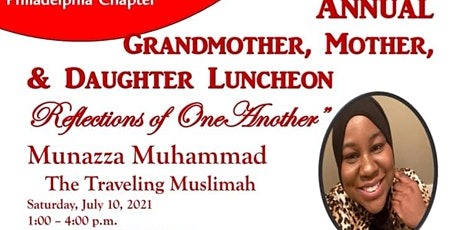 Annual Grandmother, Mother, & Daughter Luncheon tickets