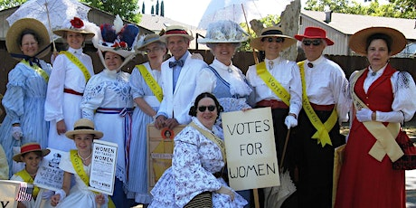 Meet Famous Women in History: Antiques Group Meeting @ SJWC tickets