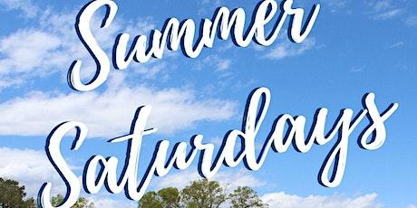 Summer Saturdays - Garden tickets