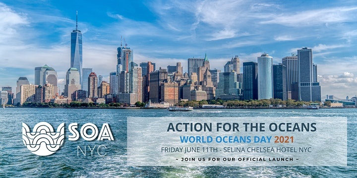 Action for the Oceans -  a Hybrid  Art Exhibition, Music and Reception image