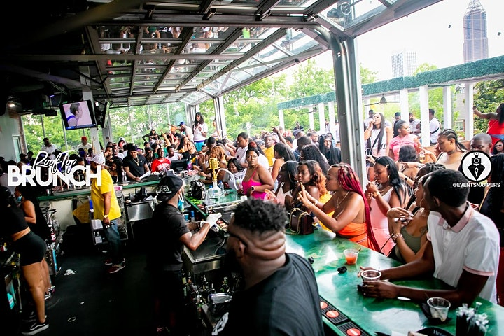 SUNDAY FUNDAY DAY PARTY @ SUITE FOOD LOUNGE image