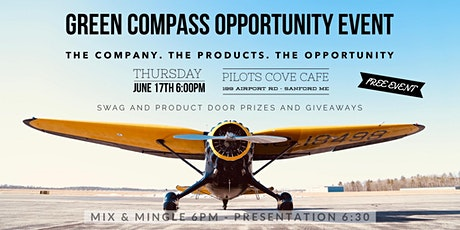 Green  Compass Opportunity Event tickets