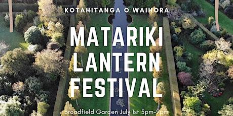 Selwyn Kura Matariki Lantern Festival: Kotahitanga o Waihora tickets